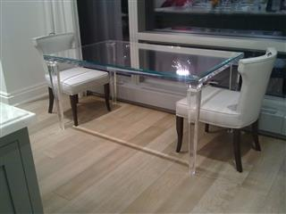 Lucite Dining Table Part 35